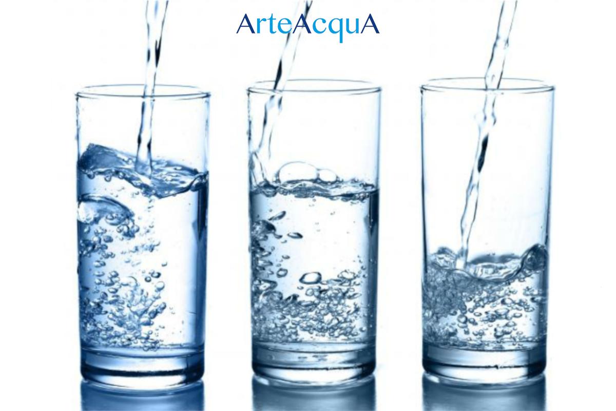 sistemi di depurazione dell'acqua